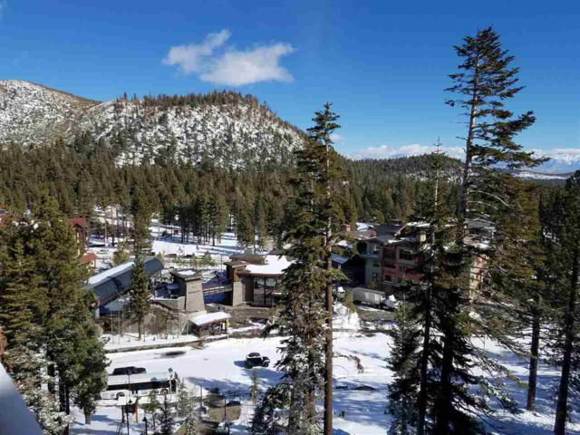 50 Hillside Dr. #721, Mammot Lakes, CA 93546 (MLS #180059) :: Rebecca Garrett with Mammoth Realty Group
