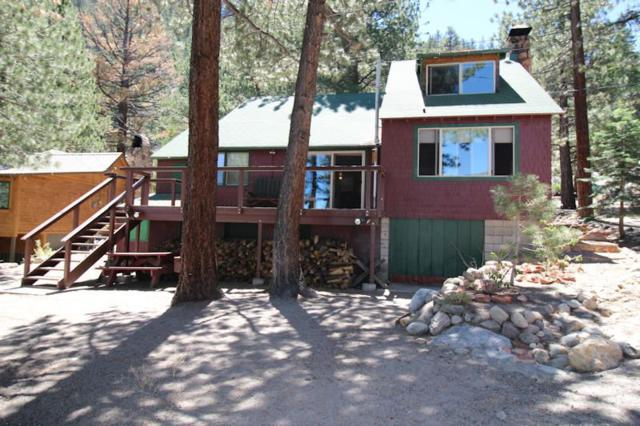 2216 Highway 158, Usfs Cabin #3, June Lake, CA 93529 (MLS #180256) :: Rebecca Garrett with Mammoth Realty Group