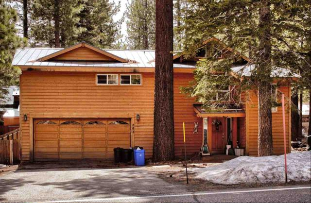 263 Forest Trail, Mammoth Lakes, CA 93546 (MLS #180304) :: Rebecca Garrett with Mammoth Realty Group
