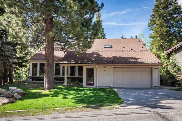 244 Silver Tip Lane, Mammoth Lakes, CA 93546 (MLS #180466) :: Rebecca Garrett - Mammoth Realty Group