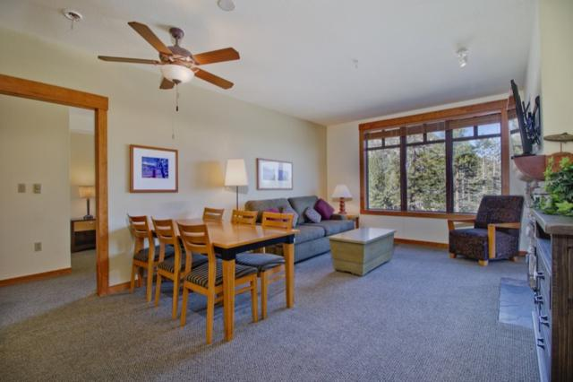 6201 Minaret Rd #2329, Mammoth Lakes, CA 93546 (MLS #180503) :: Rebecca Garrett - Mammoth Realty Group