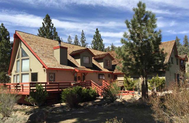 68 Wheeler View Drive, Mammoth Lakes, CA 93546 (MLS #180515) :: Mammoth Realty Group