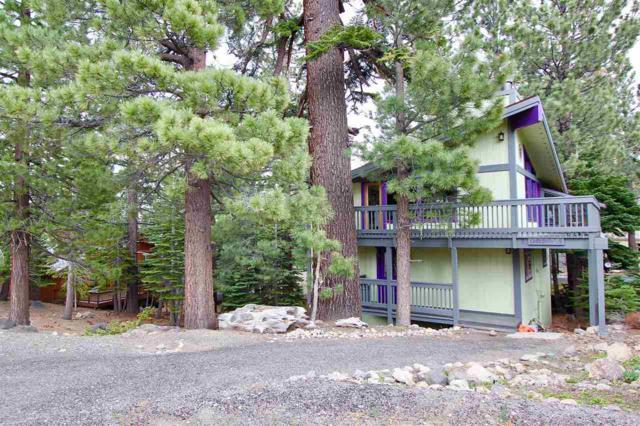 3 Larkspur Lane, Mammoth Lakes, CA 93546 (MLS #180550) :: Rebecca Garrett - Mammoth Realty Group