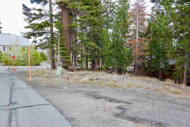 154 Horseshoe Drive, Mammoth Lakes, CA 93546 (MLS #180552) :: Rebecca Garrett - Mammoth Realty Group