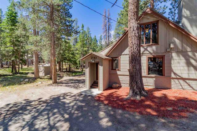 230 Joaquin Road, Mammoth Lakes, CA 93546 (MLS #180600) :: Rebecca Garrett - Mammoth Realty Group