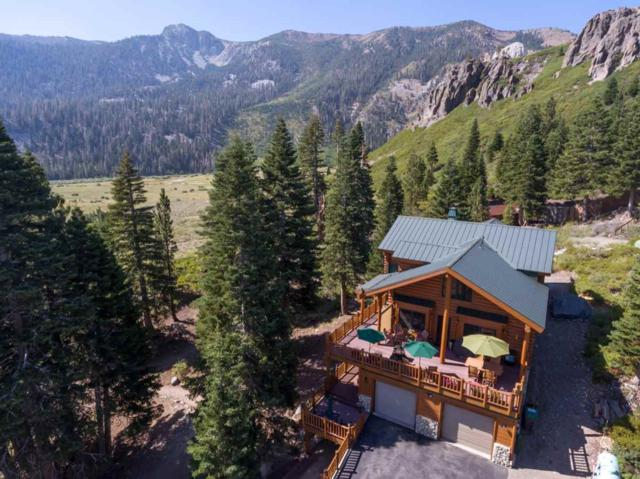 354 Tamarack Street, Mammoth Lakes, CA 93546 (MLS #180741) :: Rebecca Garrett - Mammoth Realty Group
