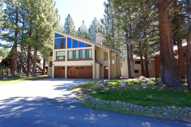 51 Villa Vista, Mammoth Lakes, CA 93546 (MLS #180793) :: Rebecca Garrett - Mammoth Realty Group