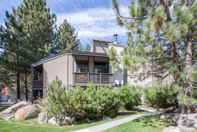 362 Old Mammoth Road #47, Mammoth Lakes, CA 93546 (MLS #180805) :: Rebecca Garrett - Mammoth Realty Group
