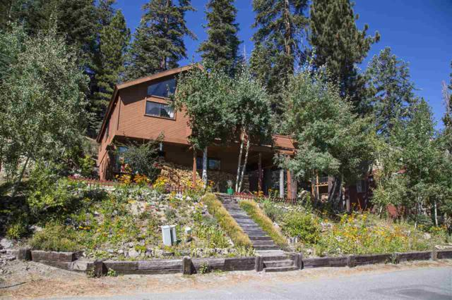 147 Hillside Dr., Mammoth Lakes, CA 93546 (MLS #180806) :: Rebecca Garrett - Mammoth Realty Group