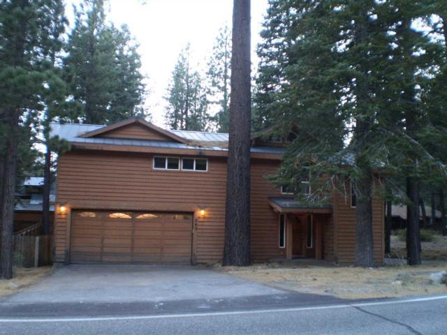 263 Forest Trail, Mammoth Lakes, CA 93546 (MLS #180816) :: Rebecca Garrett - Mammoth Realty Group