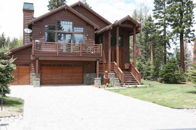 301 Twin Lakes Lane, Mammoth Lakes, CA 93546 (MLS #180822) :: Rebecca Garrett - Mammoth Realty Group