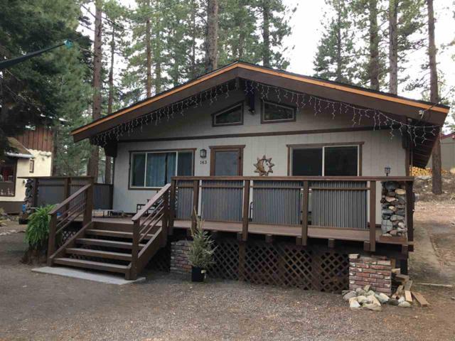 143 Snowcrest Avenue, Mammoth Lakes, CA 93546 (MLS #180931) :: Rebecca Garrett - Mammoth Realty Group