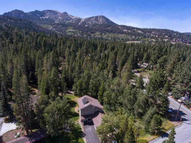 18 Tamarack Street, Mammoth Lakes, CA 93546 (MLS #180984) :: Rebecca Garrett - Mammoth Realty Group