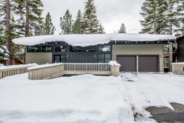 282 Ridgecrest Drive, Mammoth Lakes, CA 93546 (MLS #180992) :: Rebecca Garrett - Mammoth Realty Group