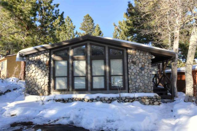 100 Ski Trail #81, Mammoth Lakes, CA 93546 (MLS #181001) :: Rebecca Garrett - Mammoth Realty Group