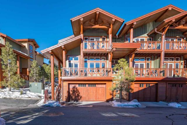 100 Juniper Springs Dr #4, Mammoth Lakes, CA 93546 (MLS #181002) :: Rebecca Garrett - Mammoth Realty Group