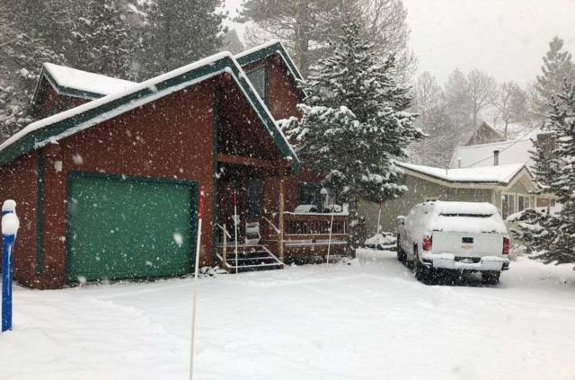130 Nevada Street, June Lake, CA 93529 (MLS #181006) :: Rebecca Garrett - Mammoth Realty Group