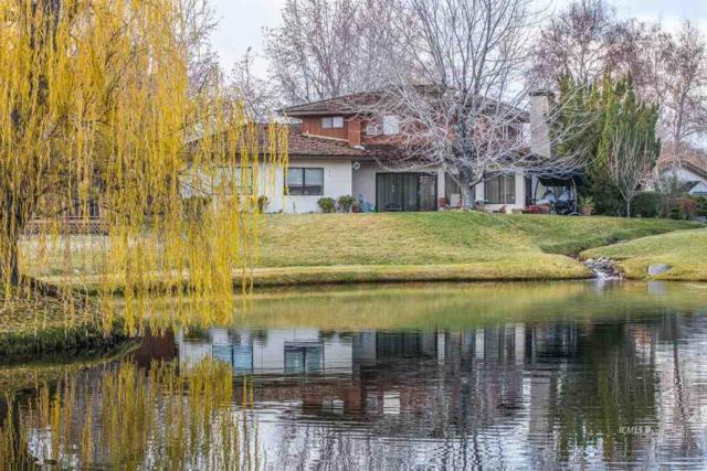 128 Desiderata Lane, Bishop, CA 93514 (MLS #181014) :: Rebecca Garrett - Mammoth Realty Group