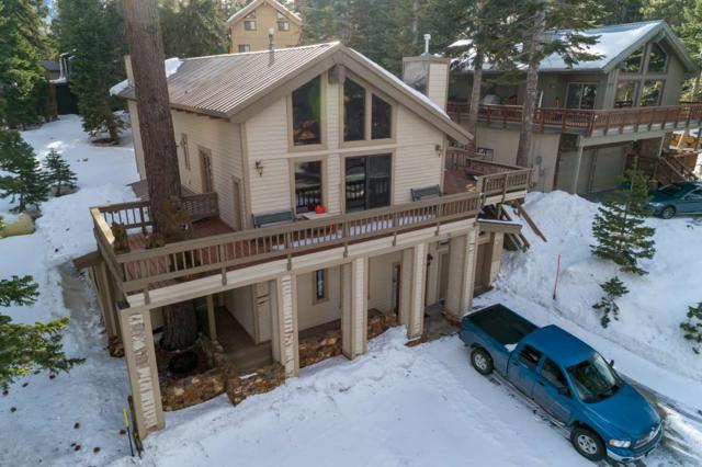 76 Monterey Pine Road, Mammoth Lakes, CA 93546 (MLS #181023) :: Rebecca Garrett - Mammoth Realty Group