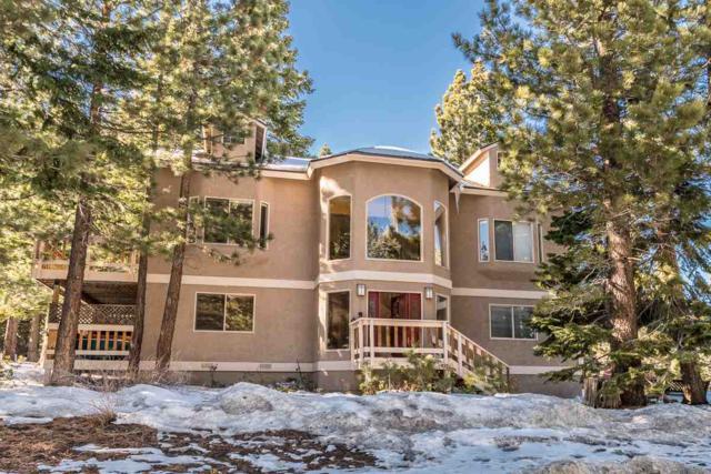266 Holiday Vista Dr, Mammoth Lakes, CA 93546 (MLS #190010) :: Rebecca Garrett - Mammoth Realty Group