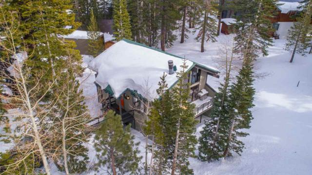 1485 Forest Place, Mammoth Lakes, CA 93546 (MLS #190031) :: Rebecca Garrett - Mammoth Realty Group