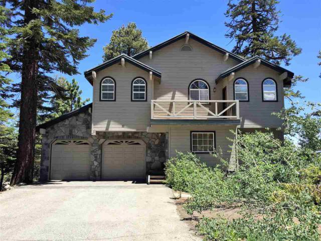 52 Aspen Lane, Mammoth Lakes, CA 93546 (MLS #190036) :: Rebecca Garrett - Mammoth Realty Group