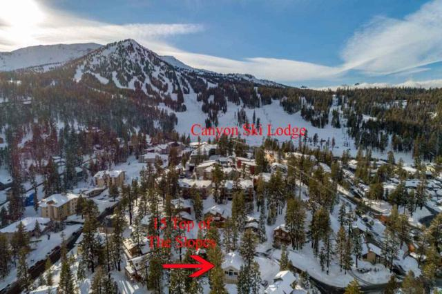 15 Top Of The Slopes, Mammoth, CA 93546 (MLS #190055) :: Rebecca Garrett - Mammoth Realty Group