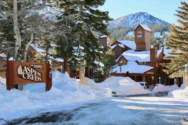 865 Majestic Pines Drive #211, Mammoth Lakes, CA 93546 (MLS #190058) :: Rebecca Garrett - Mammoth Realty Group