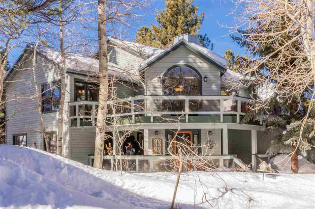 137 Wagon Wheel Rd, Mammoth Lakes, CA 93546 (MLS #190076) :: Rebecca Garrett - Mammoth Realty Group