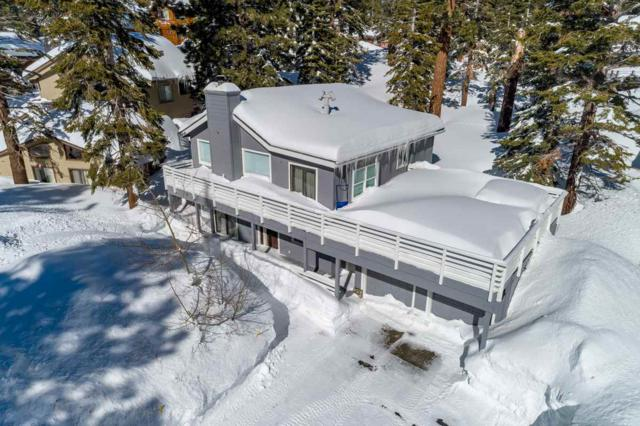 420 Canyon Blvd., Mammoth Lakes, CA 93546 (MLS #190095) :: Rebecca Garrett - Mammoth Realty Group