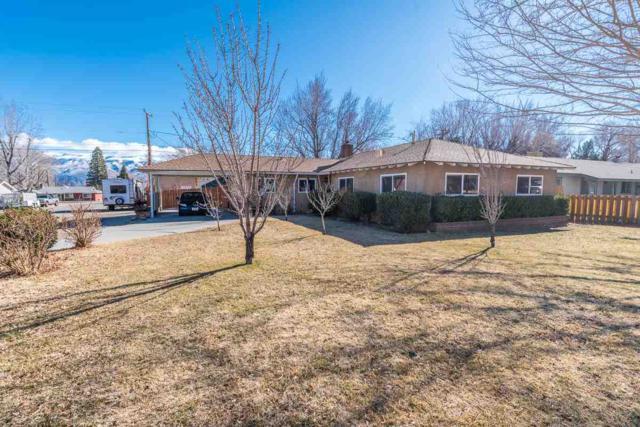405 Grandview Drive, Bishop, CA 93514 (MLS #190096) :: Rebecca Garrett - Mammoth Realty Group