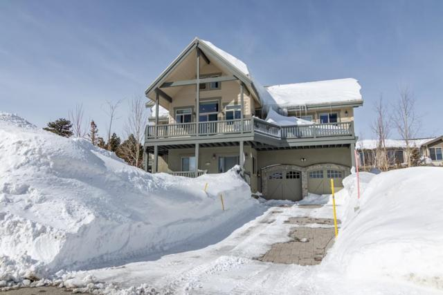 16 Hub Circle, Mammoth Lakes, CA 93546 (MLS #190101) :: Rebecca Garrett - Mammoth Realty Group