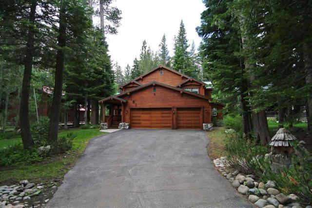 161 Alexander Lane, Mammoth Lakes, CA 93546 (MLS #190107) :: Rebecca Garrett - Mammoth Realty Group