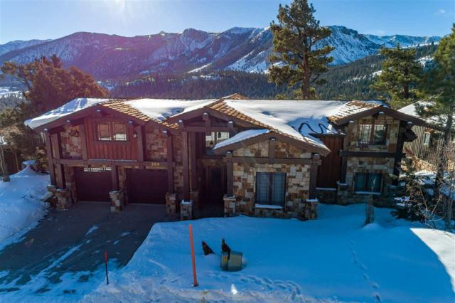 269 Juniper Road, Mammoth Lakes, CA 93546 (MLS #190108) :: Rebecca Garrett - Mammoth Realty Group