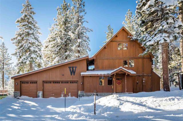 879 Forest Trail, Mammoth Lakes, CA 93546 (MLS #190140) :: Rebecca Garrett - Mammoth Realty Group