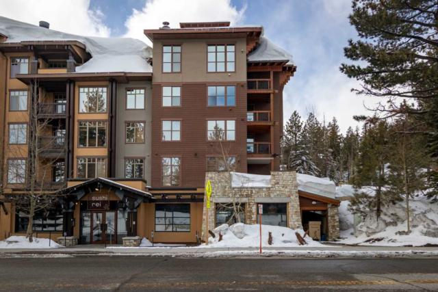 6201 Minaret Road #2303, Mammoth Lakes, CA 93546 (MLS #190190) :: Mammoth Realty Group
