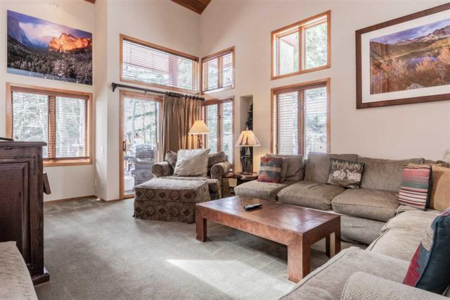 475 Snowcreek Rd, Mammoth Lakes, CA 93546 (MLS #190222) :: Mammoth Realty Group