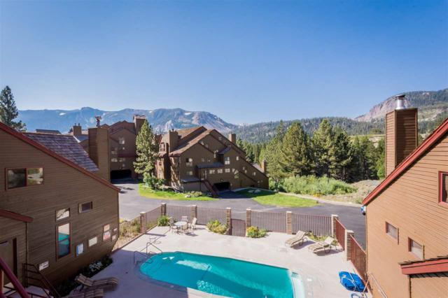 865 Majestic Pines Drive #123, Mammoth Lakes, CA 93546 (MLS #190231) :: Mammoth Realty Group