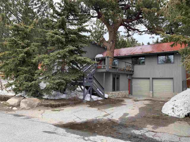 321 Valley Vista Drive, Mammoth Lakes, CA 93546 (MLS #190239) :: Mammoth Realty Group