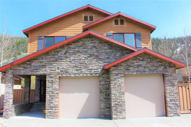 43 Alderman, June Lake, CA 93529 (MLS #190336) :: Mammoth Realty Group