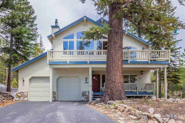 269 Ridgecrest Drive, Mammoth Lakes, CA 93546 (MLS #190339) :: Mammoth Realty Group