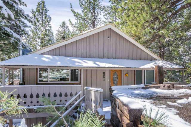 801 Forest Trail, Mammoth Lakes, CA 93546 (MLS #190347) :: Mammoth Realty Group