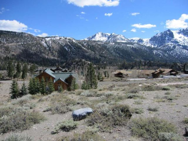 190 Mountain Vista Drive, June Lake, CA 93529 (MLS #190369) :: Mammoth Realty Group
