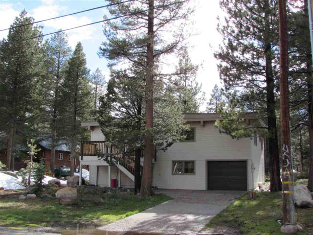 390 Lupin Street, Mammoth Lakes, CA 93546 (MLS #190384) :: Mammoth Realty Group