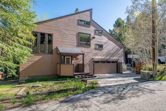 865 Mono Drive, June Lake, CA 93529 (MLS #190387) :: Mammoth Realty Group