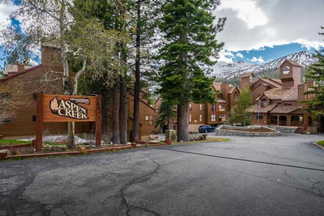 865 Majestic Pines Drive #211, Mammoth Lakes, CA 93546 (MLS #190401) :: Mammoth Realty Group
