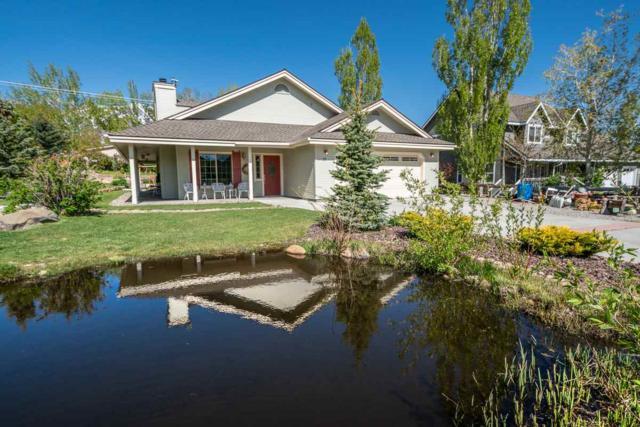 33 Sierra Springs Drive, Crowley Lake, CA 93546 (MLS #190410) :: Mammoth Realty Group