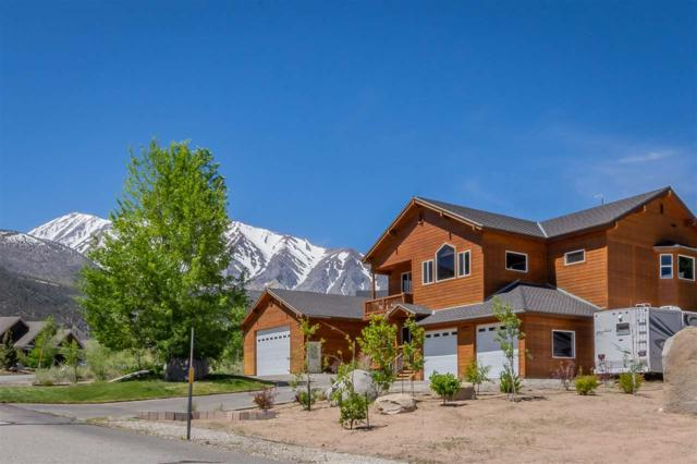492 Sierra Springs Drive, Crowley Lake, CA 93546 (MLS #190446) :: Mammoth Realty Group