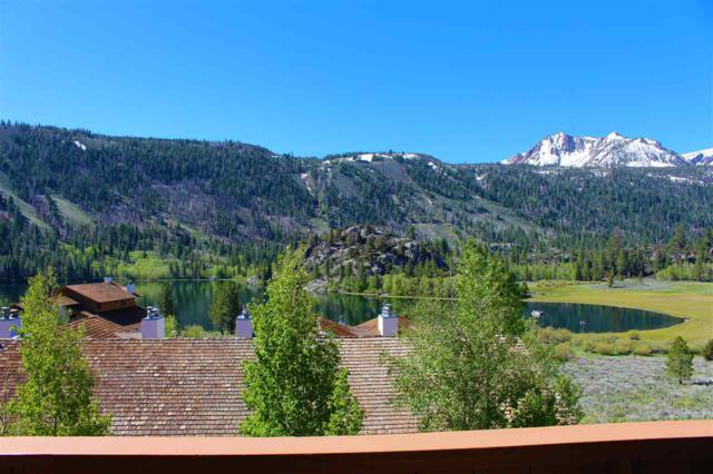 30 Alder Strasse #3, June Lake, CA 93529 (MLS #190452) :: Mammoth Realty Group