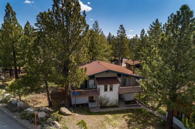 3463 Chateau Road #35, Mammoth Lakes, CA 93546 (MLS #190460) :: Mammoth Realty Group